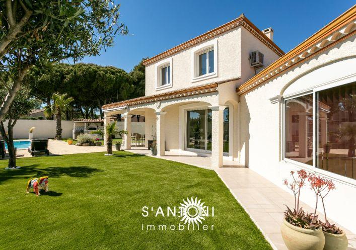 A vendre Villa d'architecte Le Grau D'agde | Réf 3415534819 - S'antoni immobilier prestige