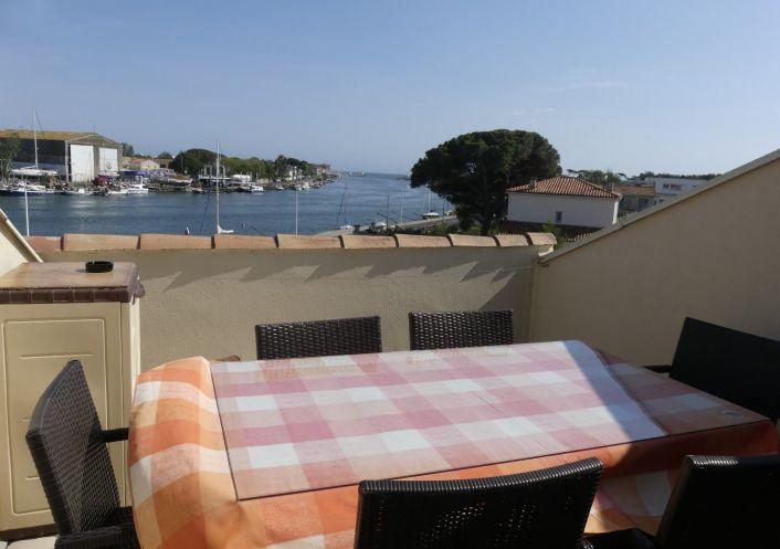 A vendre Le Grau D'agde 3415536017 S'antoni immobilier