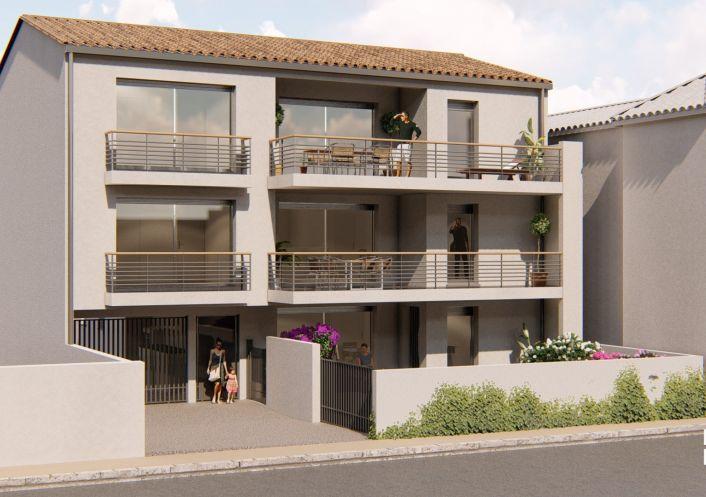A vendre Appartement Le Grau D'agde   Réf 3415538121 - S'antoni immobilier grau d'agde
