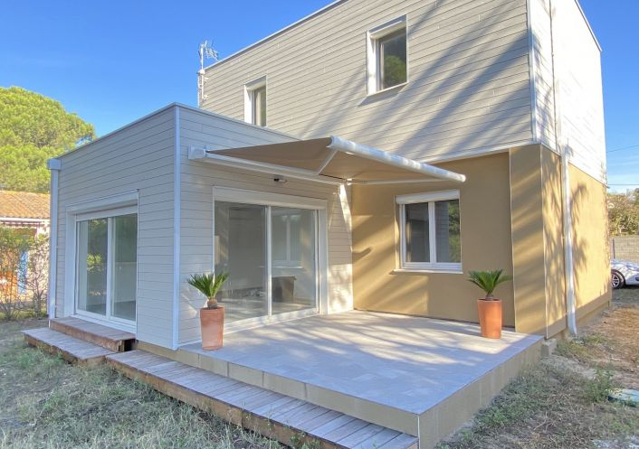 A vendre Maison Le Grau D'agde   Réf 3415539006 - S'antoni immobilier grau d'agde