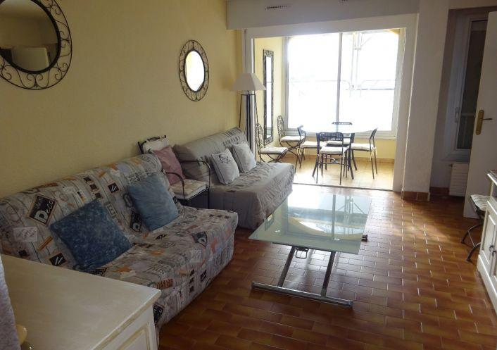 A vendre Appartement en résidence Le Cap D'agde   Réf 341592191 - Cap zéphyr