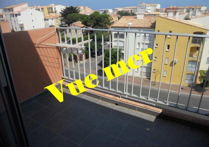 A vendre Appartement mezzanine Le Cap D'agde   Réf 341592447 - Cap zéphyr