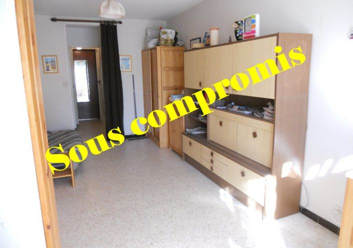 A vendre Appartement en rez de jardin Le Cap D'agde | Réf 341592682 - Cap zéphyr