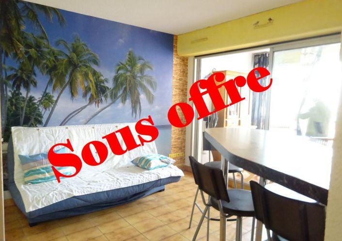 A vendre Appartement en résidence Le Cap D'agde | Réf 341592899 - Cap zéphyr