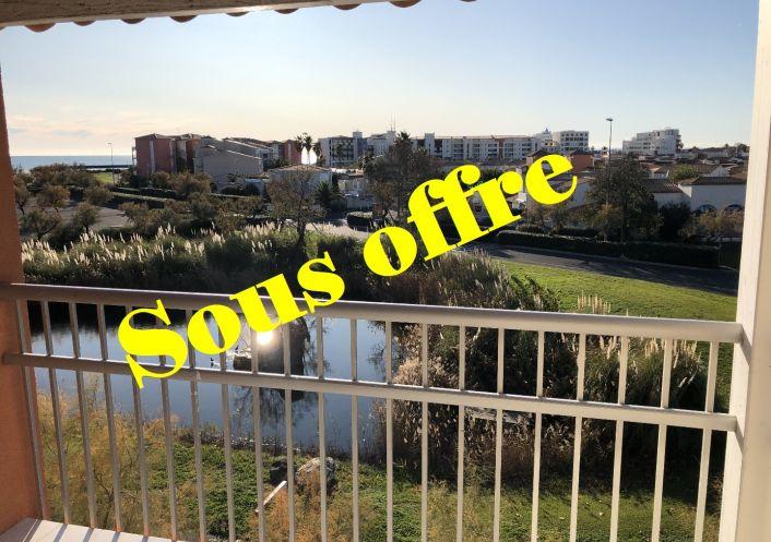 A vendre Appartement en résidence Le Cap D'agde | Réf 341592900 - Cap zéphyr