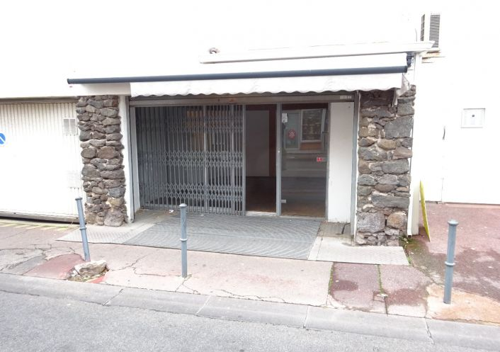 A vendre Local commercial Le Cap D'agde   Réf 341592902 - Cap zéphyr