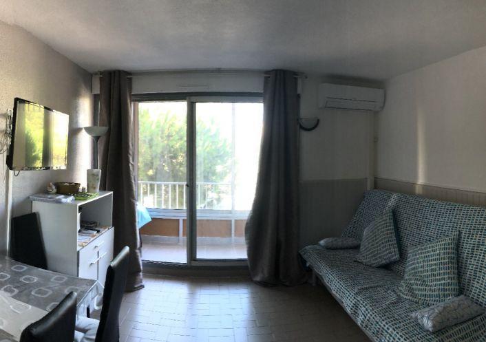 A vendre Studio cabine Le Cap D'agde | Réf 341592942 - Cap zéphyr
