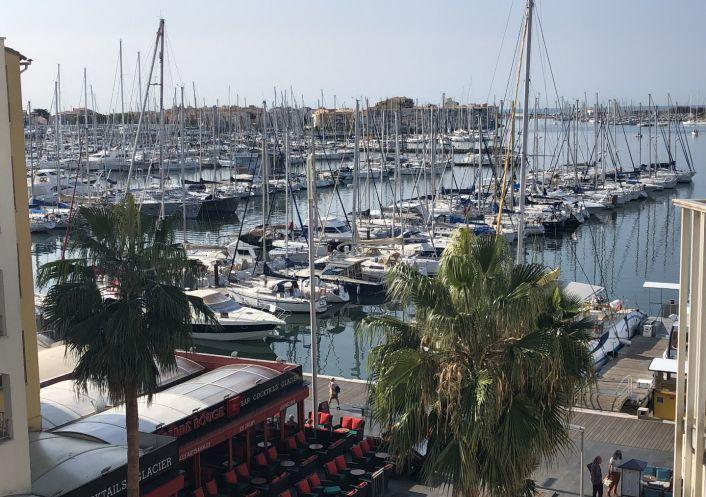 A vendre Appartement en résidence Le Cap D'agde | Réf 341592953 - Cap zéphyr