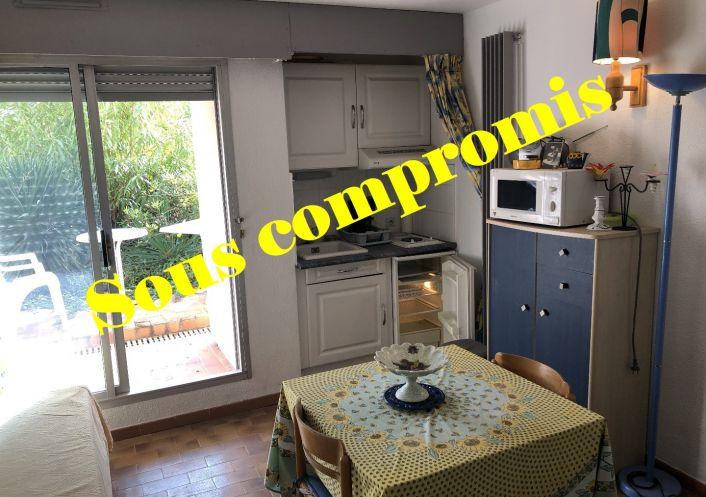 A vendre Studio Le Cap D'agde   Réf 341592967 - Cap zéphyr