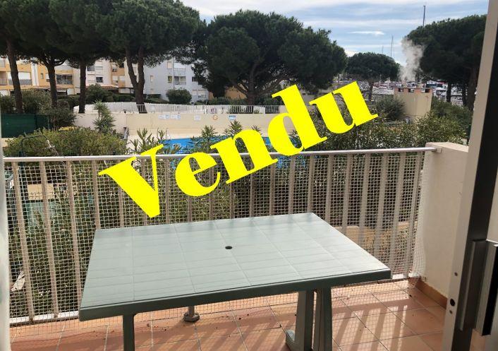 A vendre Appartement en résidence Le Cap D'agde | Réf 341592968 - Cap zéphyr