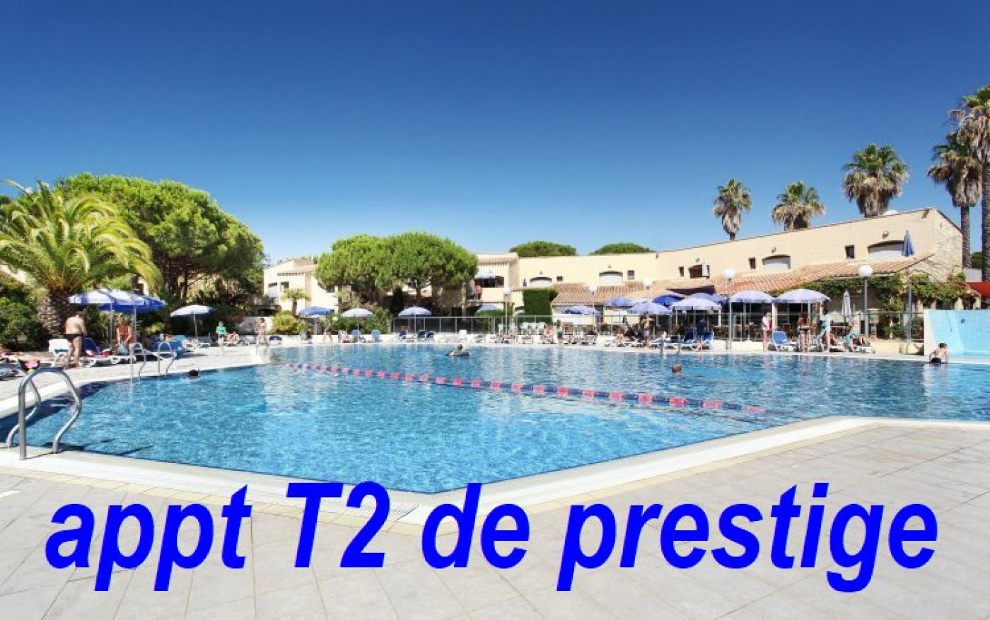 A vendre  Le Cap D'agde | Réf 341592977 - Cap zéphyr