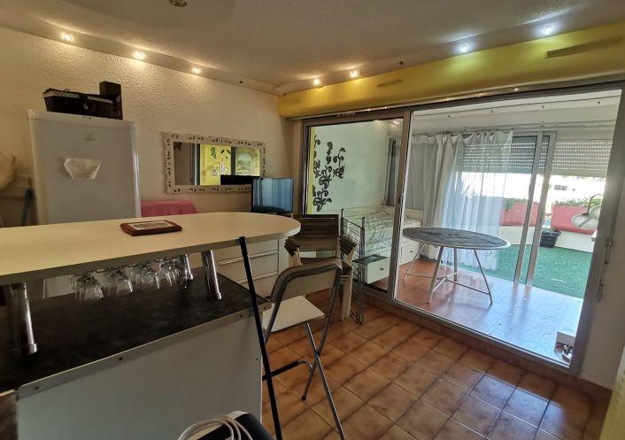 A vendre Appartement en résidence Le Cap D'agde   Réf 341592989 - Cap zéphyr