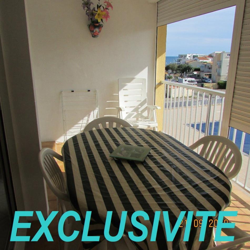 A vendre  Le Cap D'agde | Réf 341592995 - Cap zéphyr