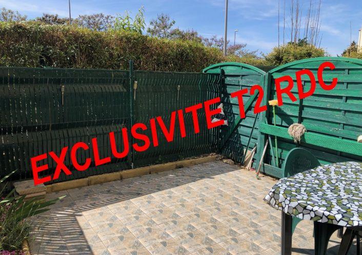 A vendre Appartement en rez de jardin Le Cap D'agde   Réf 341593000 - Cap zéphyr