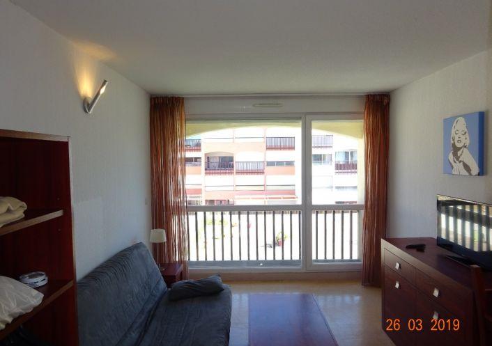 A vendre Appartement en résidence Le Cap D'agde   Réf 341593020 - Cap zéphyr