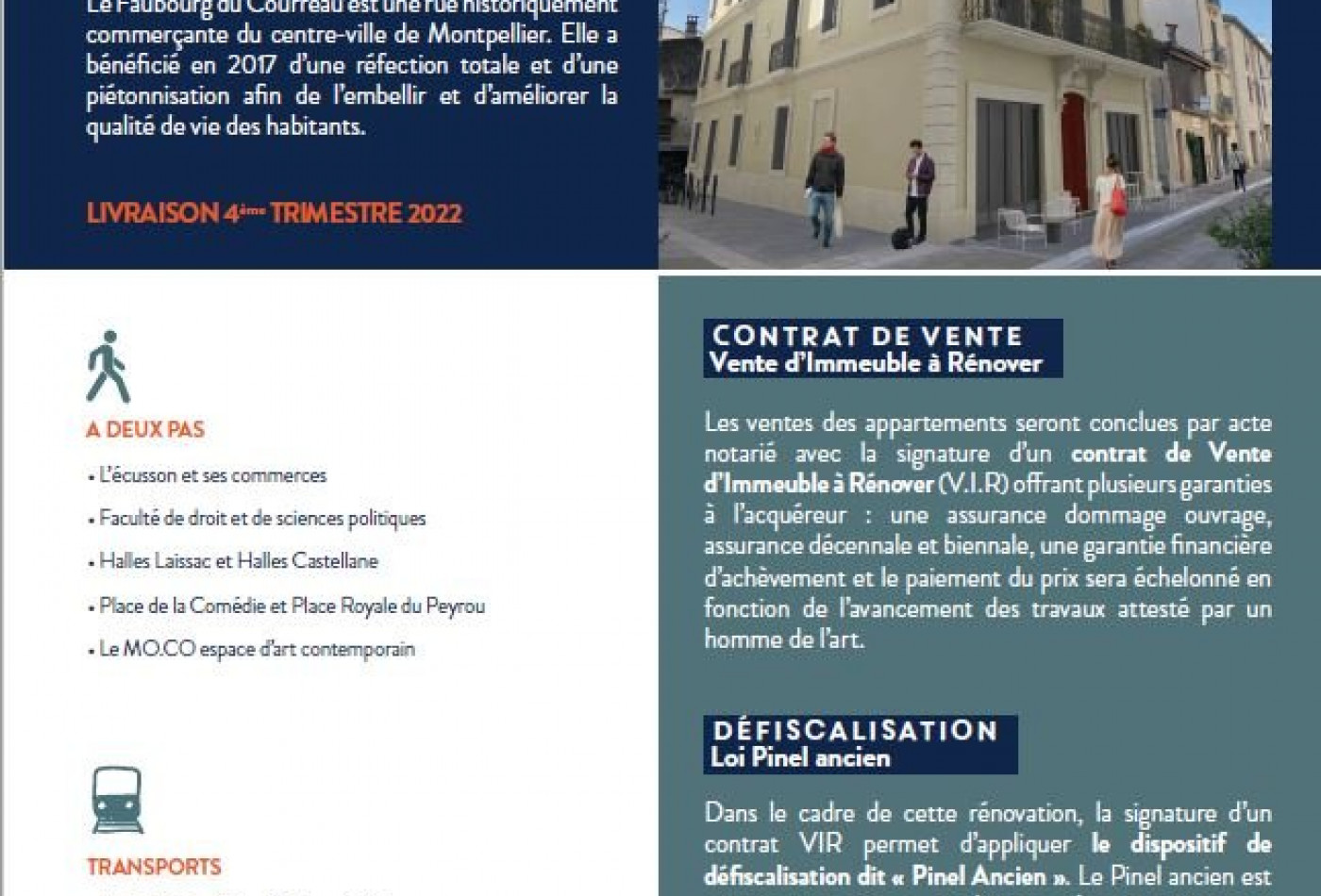 A vendre  Montpellier | Réf 341682432 - Frances immobilier