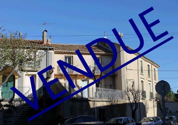 A vendre Servian 341741831 Sylvie lozano immo