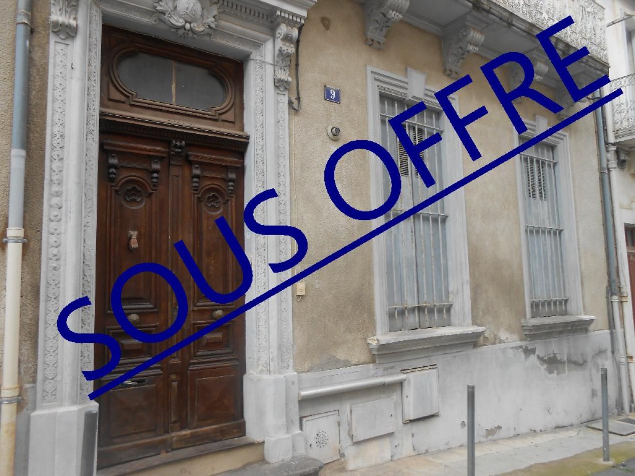 A vendre Beziers 341742201 Sylvie lozano immo