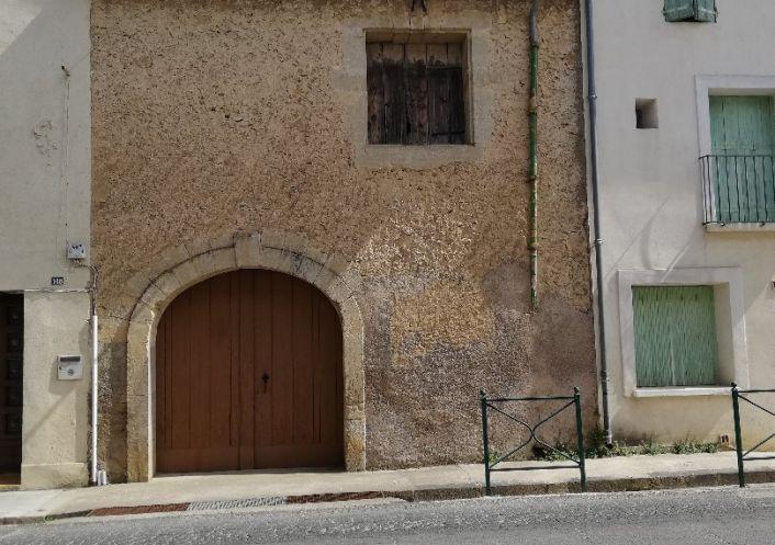 A vendre Remise en pierre Espondeilhan | R�f 341742428 - Sylvie lozano immo