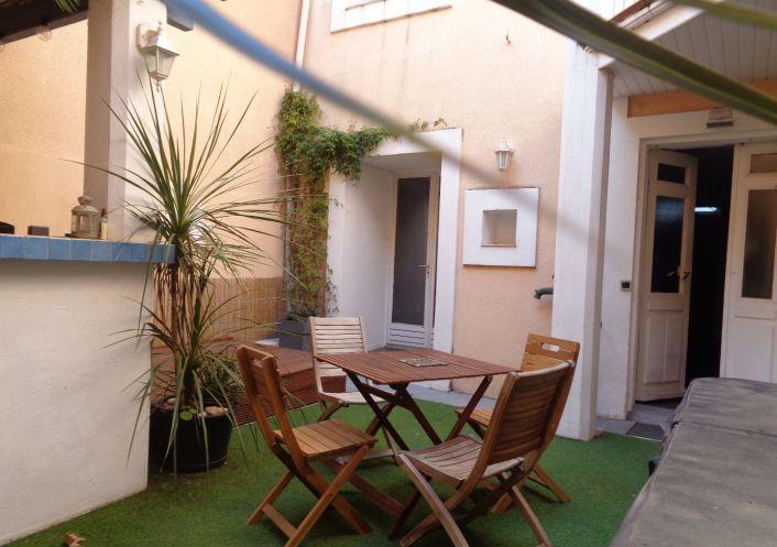 For sale Maison de village Villeneuve Les Beziers   R�f 341742444 - Sylvie lozano immo