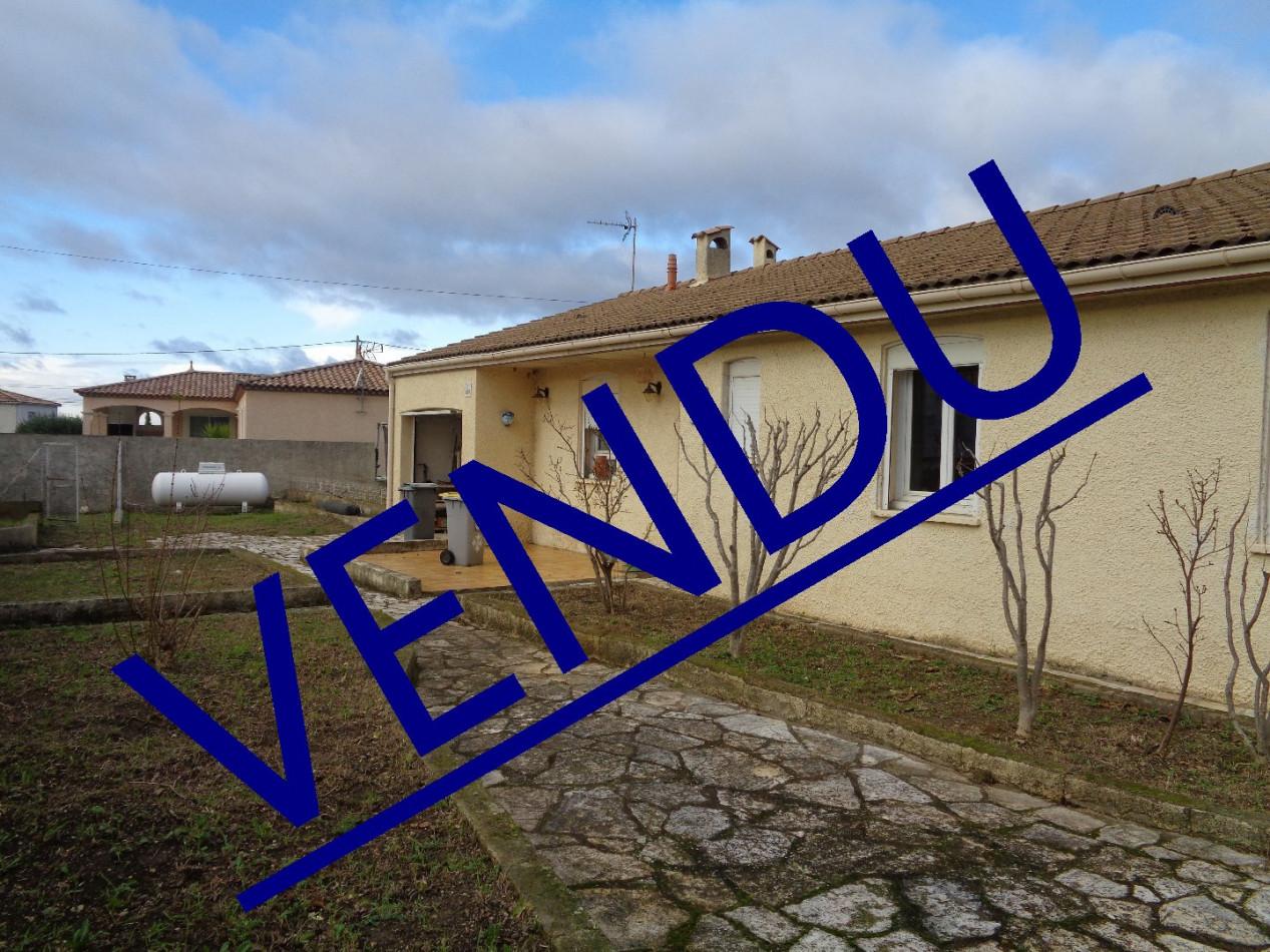 A vendre  Autignac | Réf 341742449 - Sylvie lozano immo