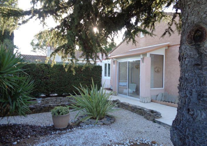 A vendre Villa Creissan | R�f 341742452 - Sylvie lozano immo