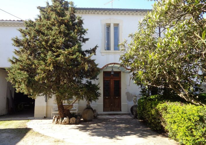For sale Maison bourgeoise Lieuran Les Beziers   R�f 341742470 - Sylvie lozano immo