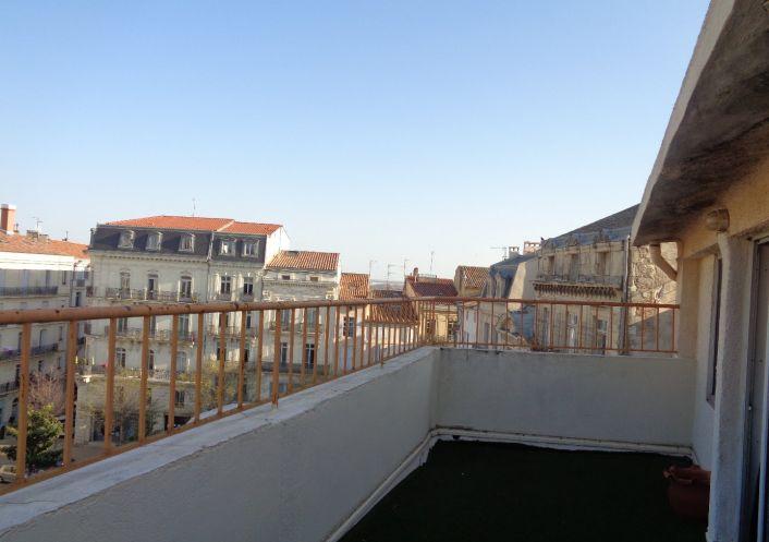 A vendre Appartement Beziers | R�f 341742471 - Sylvie lozano immo