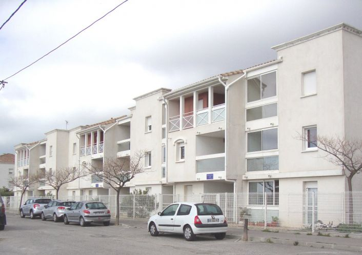 A louer Parking intérieur Frontignan | Réf 341751195 - Groupe gesim