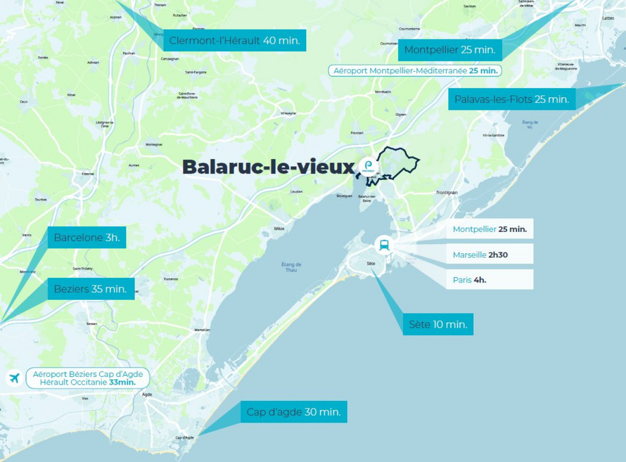 A vendre Balaruc Le Vieux 341751498 Groupe gesim