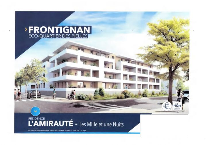 A vendre Appartement Frontignan | R�f 341751522 - Open immobilier