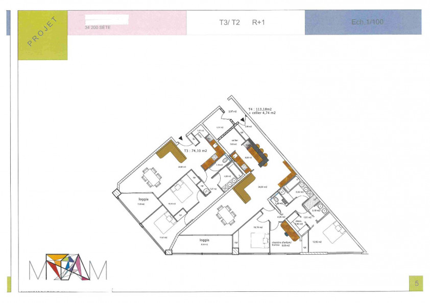 A vendre  Sete   Réf 341751542 - Agence banegas
