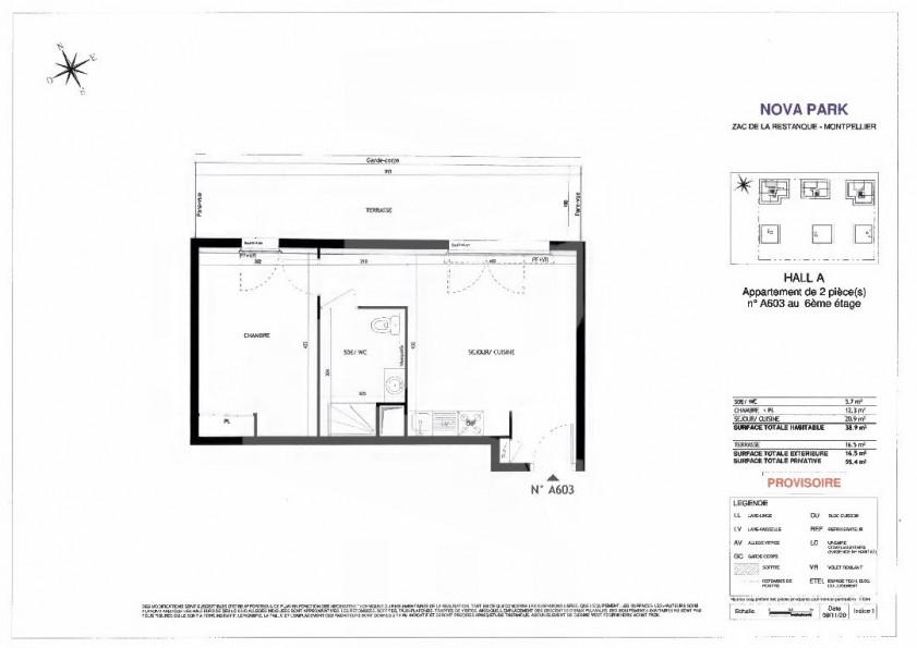 A vendre  Montpellier | Réf 341751567 - Saunier immobilier montpellier