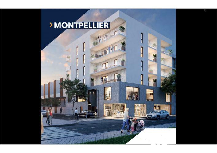 A vendre Appartement défiscalisable Montpellier   Réf 341753510 - Team méditerranée