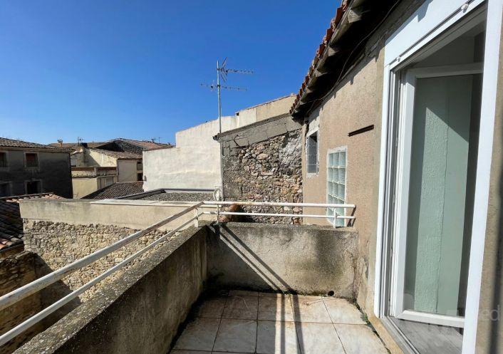 A vendre Maison de village Loupian   Réf 341753546 - Groupe gesim