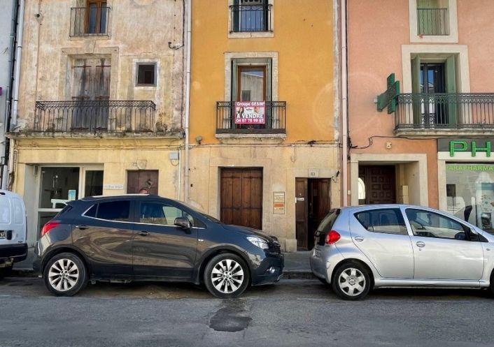 A vendre Maison de village Loupian | Réf 341753546 - Groupe gesim