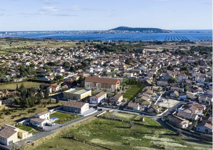 A vendre Terrain Loupian | Réf 341753581 - Groupe gesim