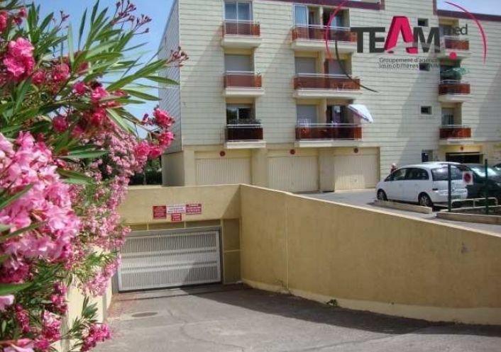 A vendre Garage Balaruc Les Bains | Réf 341753608 - Groupe gesim