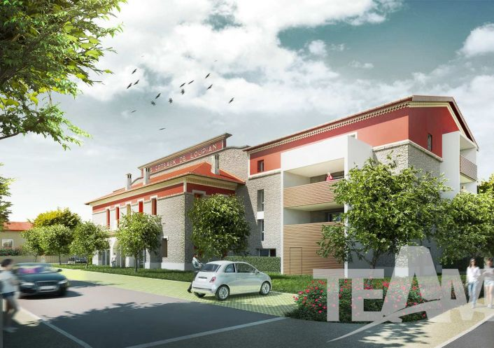 A vendre Maison en vefa Loupian   Réf 341753630 - Groupe gesim