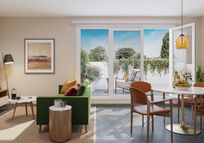 A vendre Appartement Frontignan   Réf 341753742 - Team méditerranée