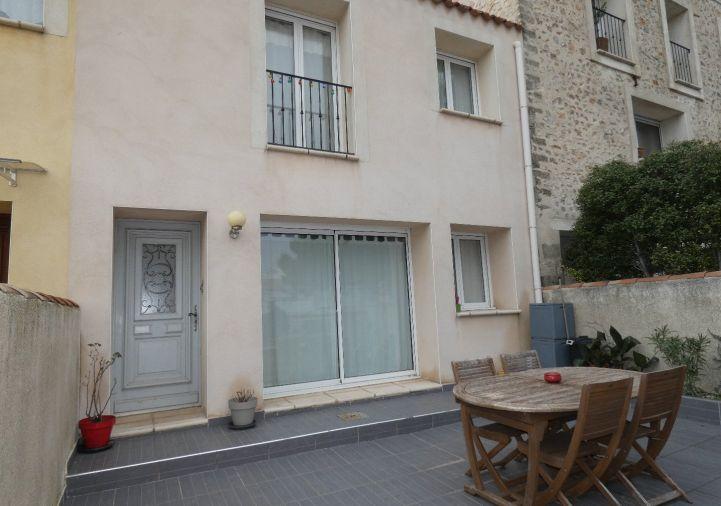 A vendre Frontignan 341772188 Agence banegas