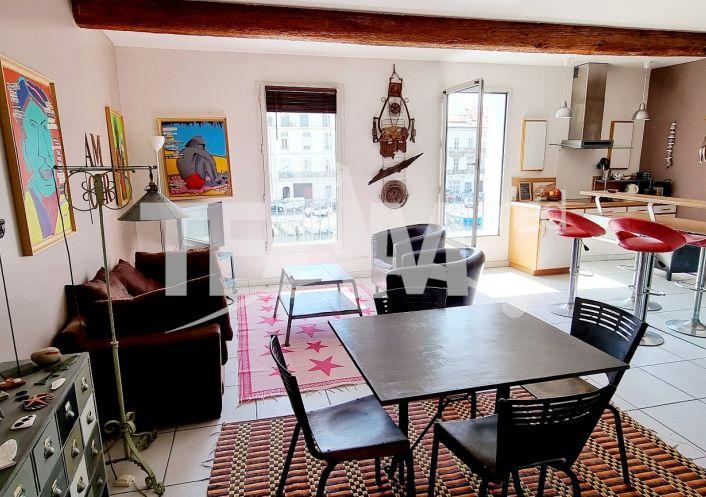 A vendre Appartement Sete   R�f 341772378 - Agence du levant