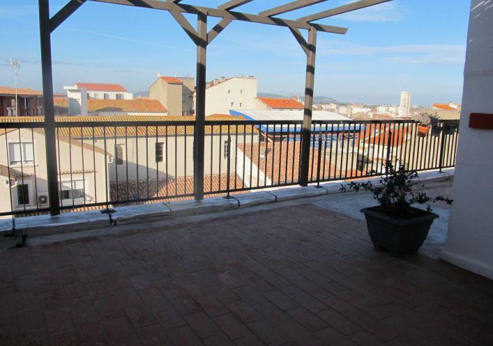 A louer Appartement Sete   Réf 341791766 - Team méditerranée