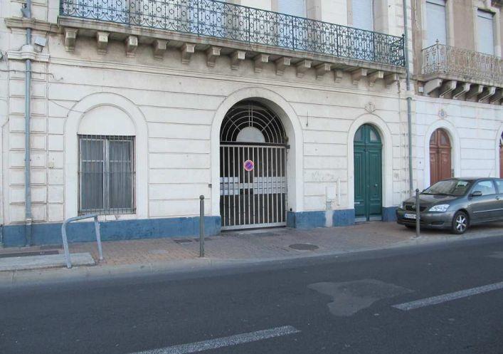 A louer Garage Sete   Réf 34179761 - Team méditerranée