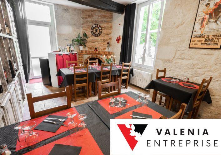 A vendre Restaurant Montpon Menesterol | R�f 3418910710 - Valenia-entreprise
