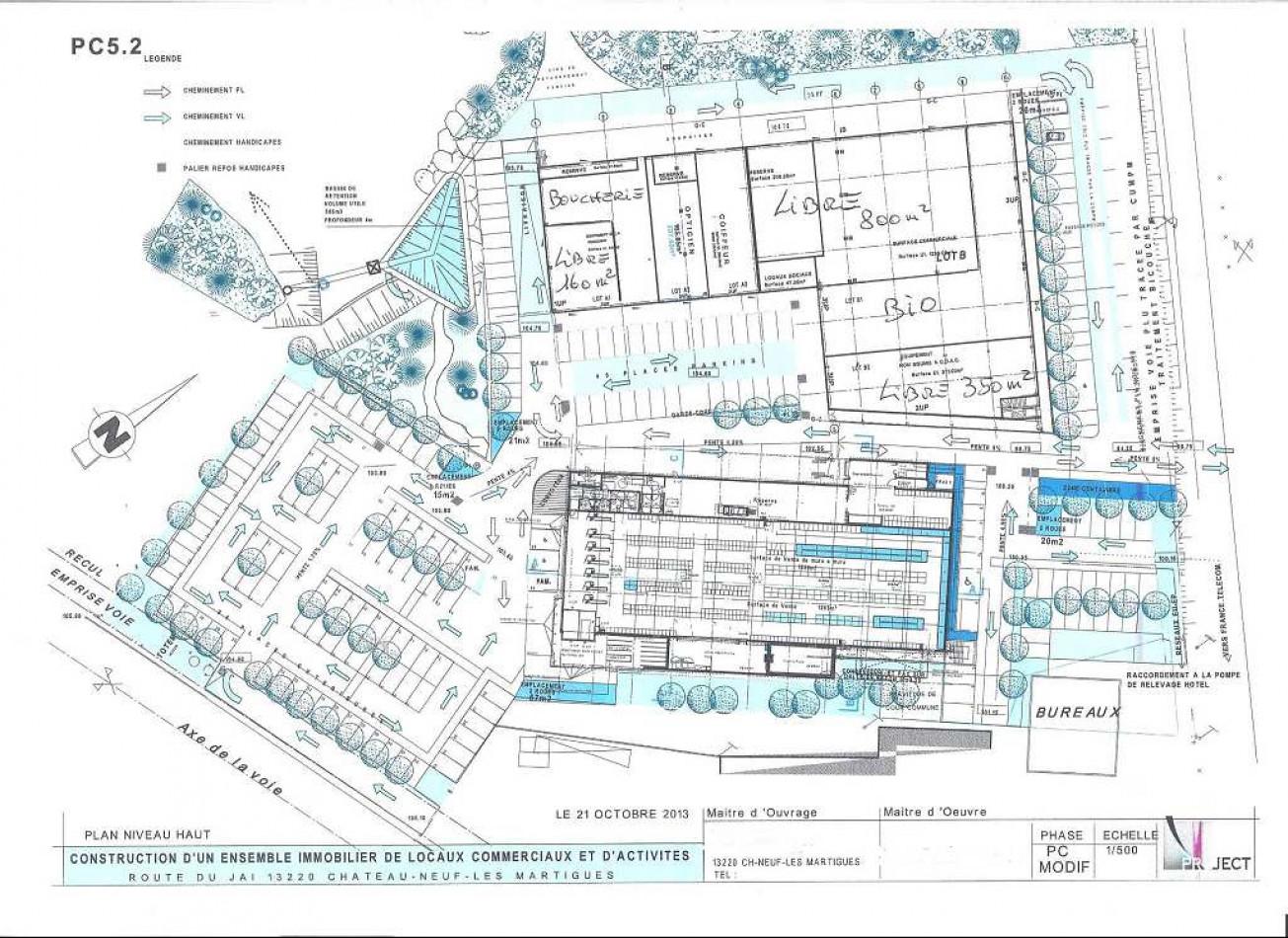 A louer Chateauneuf Les Martigues 341893056 Valenia-entreprise