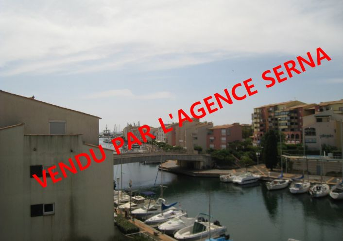 A vendre Le Cap D'agde 341911143 Serna immobilier