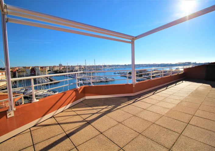 A vendre Le Cap D'agde 341911202 Serna immobilier