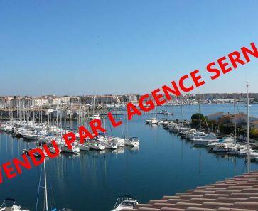 A vendre  Le Cap D'agde | Réf 341911202 - Serna immobilier