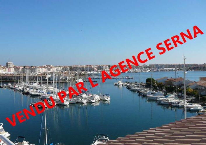 A vendre Appartement en marina Le Cap D'agde | R�f 341911202 - Serna immobilier